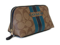 COACH Varsity Signature Cosmetic Case F66193