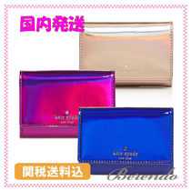 国内発送★kate spade rainer lane darla wallet メタリック3色