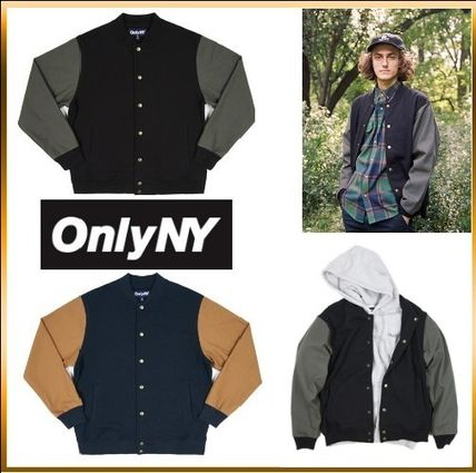 """COOLな新作""・Only NY<マンハッタンビル Baseball Jacket>"