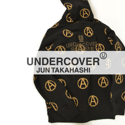 16AW 新作 ☆国内即発 UnderCover コラボ Anarchy Hooded Sweat