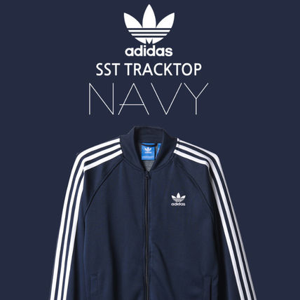 ★人気★推薦★adidas MEN'S SUPERSTAR TRACK TOP- AY7061