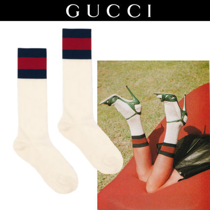 GINZA No. s GUCCI sporty line with cotton socks