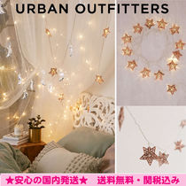 Urban Outfitters(アーバンアウトフィッターズ) 照明 ☆Urban Outfitters☆大人気!!スター★ワイヤーLEDライト