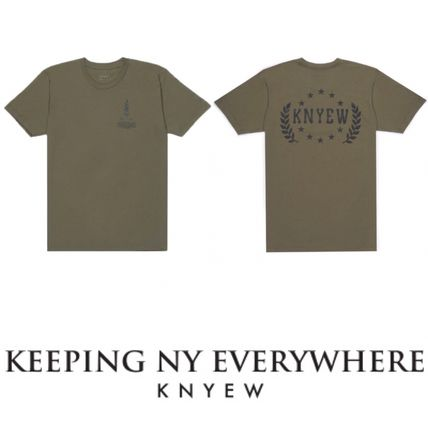 16AW! 即完売! KNYEW(ニュー) ONE REEF TEE