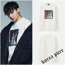 【8 X GD`s PICK】 Print Sweatshirt_GD Collaboration / Unisex