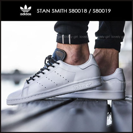 adidas正規品★スタンスミス S80018 S80019★AW人気新作!