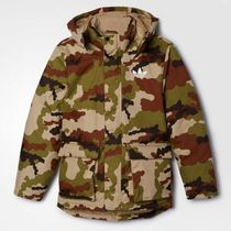 ADIDAS Men's Originals☆PRAEZTIGE  JACKET CAMO AB7856