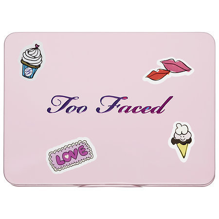 アイシャドゥ♡Totally Cute Sticker Eye Shadow