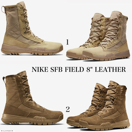 Latest in this autumn and winter boots NIKE SFB FIELD 8