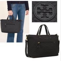 最新★国内 Tory Burch ELLA QUILTED SATCHEL エラ トート 2way
