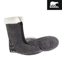 ソレル SOREL NL8564 170 WOMEN CARIBOU INNERBOOT OFF WHITE