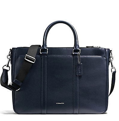 From COACH Metropolitan bag midnight or black
