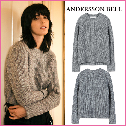 【ANDERSSON BELL】正規品★ COTSWOLD RAGLAN SWEATER/追跡付