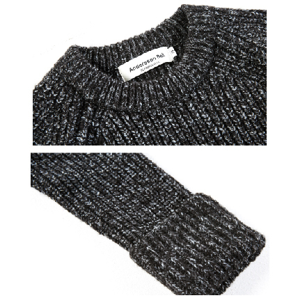 【ANDERSSON BELL】正規品★COTSWOLD RAGLAN SWEATER/追跡付