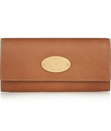 Mulberry 長財布 国内発 | Mulberry ♡ Continental レザーウォレット Oak(2)