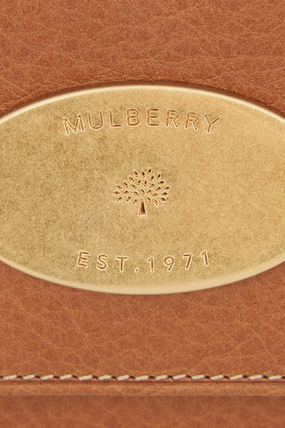 Mulberry 長財布 国内発 | Mulberry ♡ Continental レザーウォレット Oak(5)