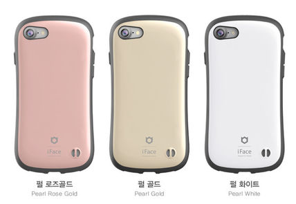 iFace スマホケース・テックアクセサリー 【日本未入荷】iFace First Class Point-Color ケース_iPhone7(11)