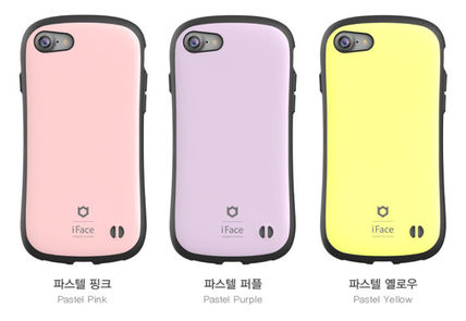 iFace スマホケース・テックアクセサリー 【日本未入荷】iFace First Class Point-Color ケース_iPhone7(9)