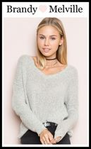 ☆新作**日本未入荷☆Brandy Melville*LANCE SWEATER
