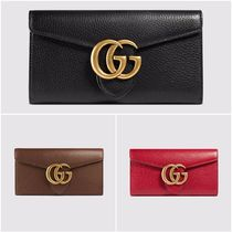 GUCCI グッチ マーモント GG Marmont continental wallet 長財布