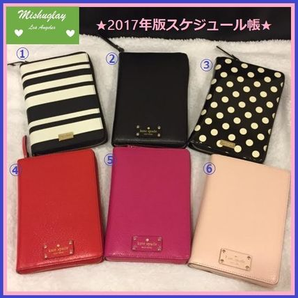 Kate spade popular 2017 Edition schedule book 6 types