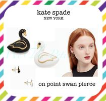 【Kate Spade】on point SWAN ピアス