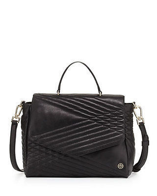 TORY BURCH - 797 Quilted Satchel バック 限定セール