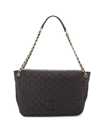 TORY BURCH Marion Quilted Small バック 黒 セール