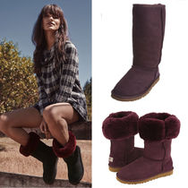 UGG Classic tall Balckberry wine 大人も履ける!kids tall