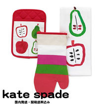 kate spade new york(ケイトスペード) キッチン小物 ギフトにも!kate spade キッチングッズ 3点セット <国内発送>
