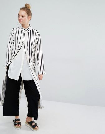 Monki Duster Coat