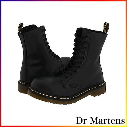 Dr. Martens☆1919 ブーツ Black Fine Haircell関税/送料込