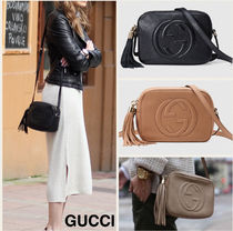 【最新作】GUCCI★ Soho leather disco bag ★