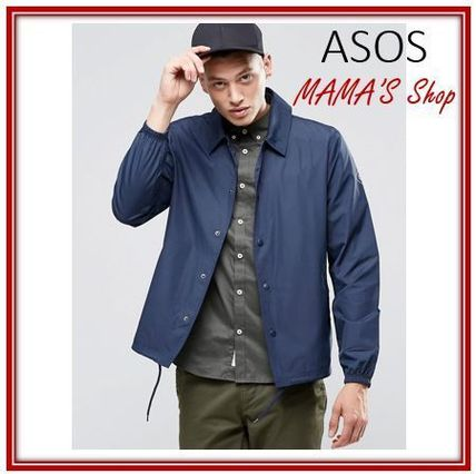ASOSセレクト★ASOS Coach Jacket In Navy