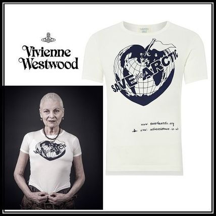 *Vivienne Westwood*SAVE the ARCTIC ユニセックス Tシャツ
