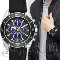 【大人気】MICHAEL KORSJetMaster Chronograph Watch MK8485