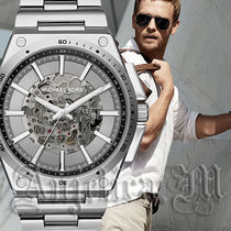 【大人気】MICHAEL KORSWilder Skeleton Dial Watch MK9021
