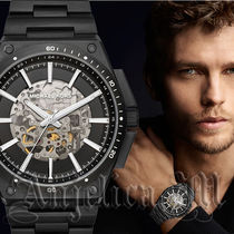 【大人気】MICHAEL KORS Wilder Automatic Watch MK9023