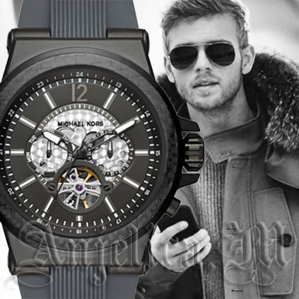 Michael Kors アナログ時計 【大人気】MICHAEL KORSDylan Men's Watch MK9026