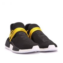 【送料込】各1足★Adidas Pharrell Williams Human Race NMD 黒