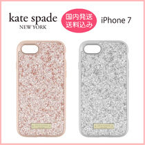 Exposed Glitter Case with Bumper iPhone 7【円高還元セール】