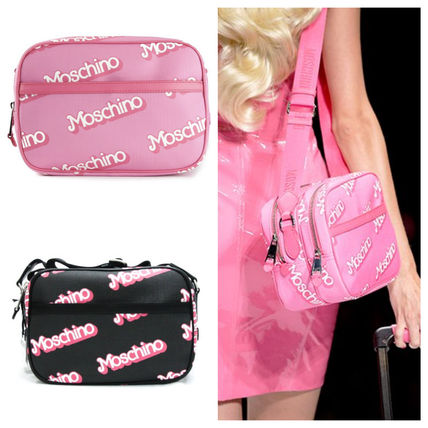MOSCHINO Couture ★BARBIE ピンク ショルダーバッグ