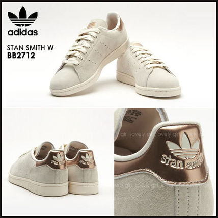 adidas正規品★レア物☆STAN SMITH W BB2712★秋冬人気