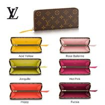 Louis Vuitton モノグラムPORTEFEUILLE CLEMENCE ☆長財布
