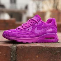 【Nike】W AIR MAX90 ULTRA BREATHE★ヴァイオレット 725061-500