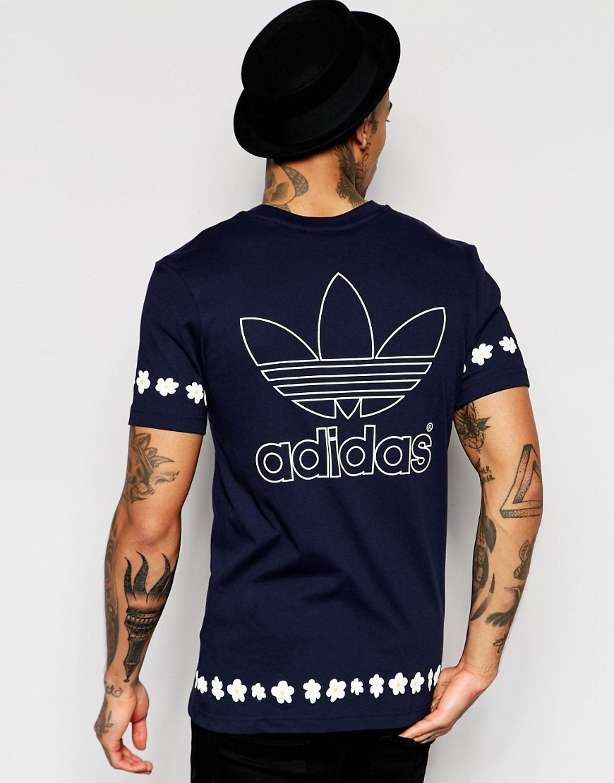 adidas Pharrell Williams Daisy Tシャツ AO2981【関税送料込】