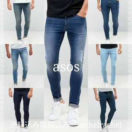 《 And 》 ASOS 7 Super skinny jeans