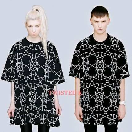 LONG CLOTHING Tシャツ・カットソー 関税送込★LONG CLOTHING★Oversize - Infinity