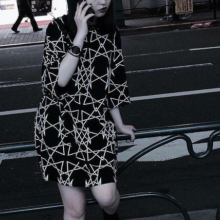 LONG CLOTHING Tシャツ・カットソー 関税送込★LONG CLOTHING★Oversize - Infinity(4)