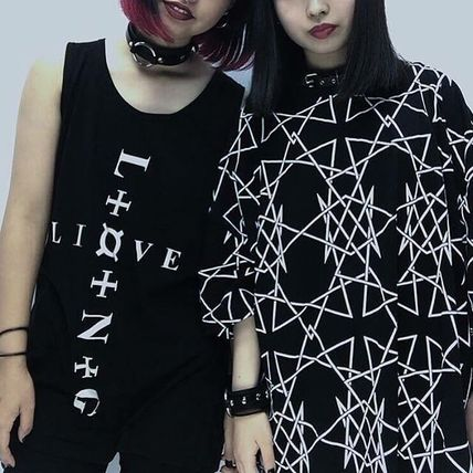 LONG CLOTHING Tシャツ・カットソー 関税送込★LONG CLOTHING★Oversize - Infinity(5)